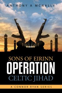 Sons of Eirinn Operation Celtic Jihad cover
