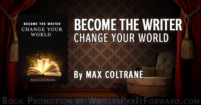 Become The Writer banner