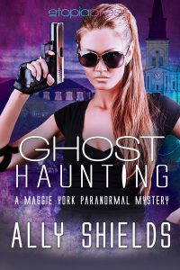 Ghost Haunting cover