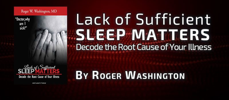 Lack of Sufficient SLEEP MATTERS