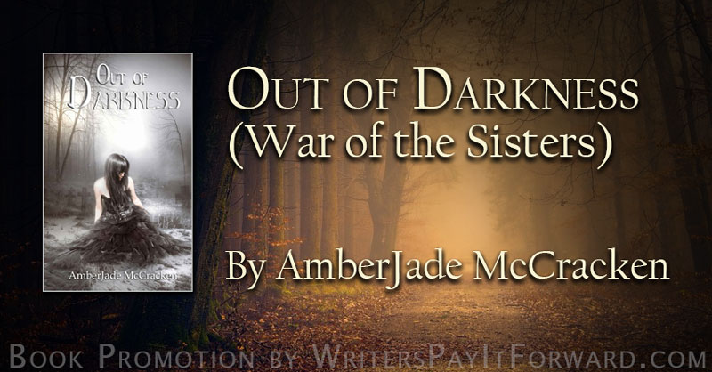 Out of Darkness (War of the Sisters) banner