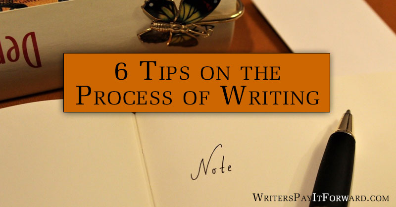 Process Of Writing Creative Writing