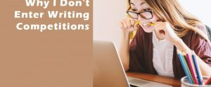 enter writing competitions