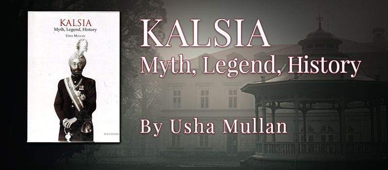 KALSIA: Myth, Legend, History