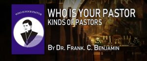 The Place of Pastors