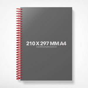 Book Mockup -Notebook 210x297-A4-NBW1-14