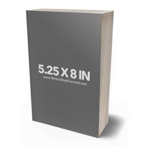 Book Mockup - Paperback 5.25x8x2.5-PBTM1-16