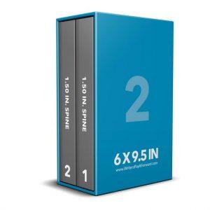 Book Mockup - Boxset 6x9.5x1.5-BSKN1-2