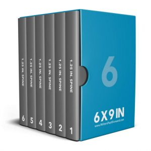 Book Mockup - Boxset 6x9x1.25-BSAJ1-6