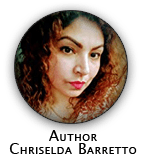Author Chriselda Barretto