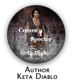 Author Keta Diablo
