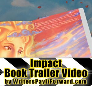 book promotion video trailer