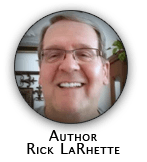 Author Rick LaRhette