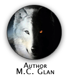 Author M.C. Glan