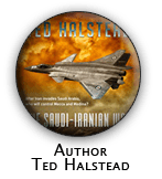 Author Ted Halstead