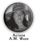 Author A.M. Wade