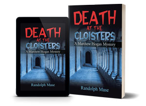 Death at the Cloisters: A Matthew Hogan Mystery cover