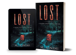 Lost: A Blood Inheritance Novel cover