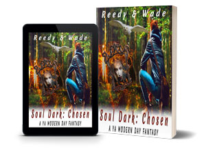 Soul Dark: Chosen cover