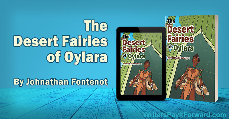 The Desert Fairies of Oylara banner