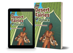 The Desert Fairies of Oylara cover