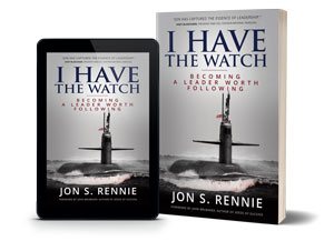I Have The Watch - Becoming A Leader Of Leaders - Great Leaders Stories