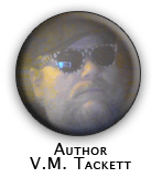 Author V.M. Tackett