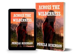 Across the Wilderness - Native American Historical Fiction Traveling Through Time
