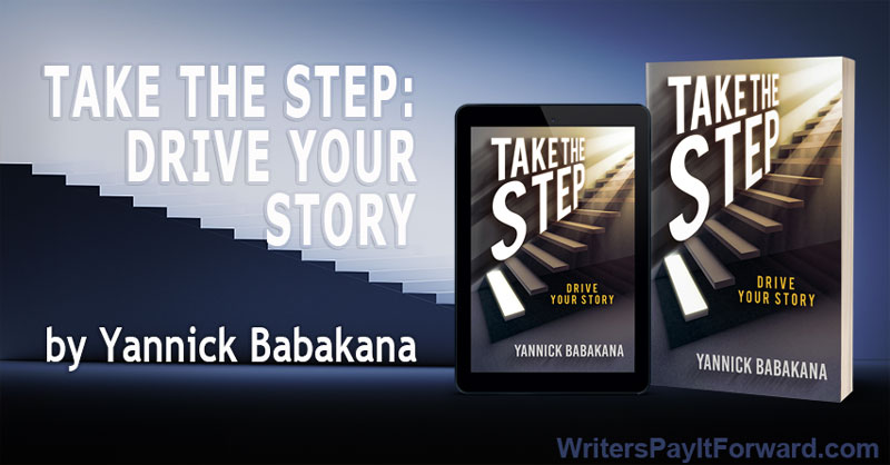 TAKE THE STEP: DRIVE YOUR STORY - Taking Control Of Your Life