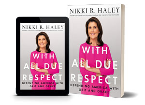 With All Due Respect - Personal Book