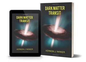 DARK MATTER TRANSIT - Giant Spaceship