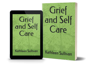 Grief and Self-Care - Darkest Days Book To Keep You Afloat