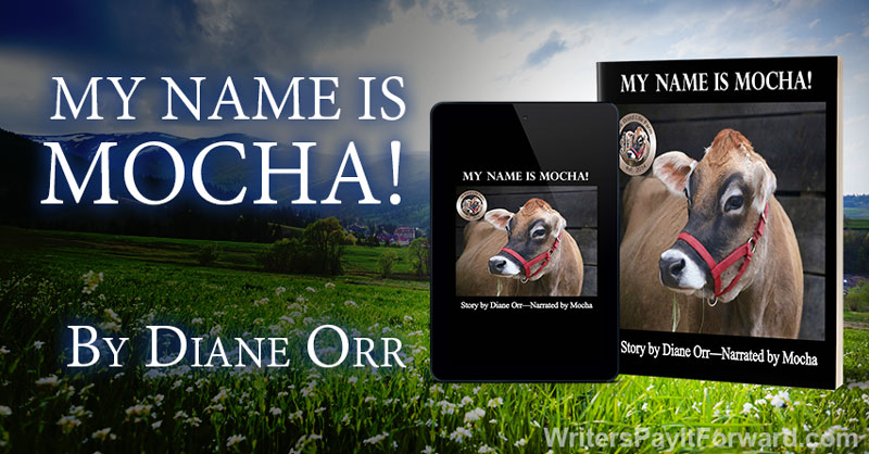 My Name is Mocha - Children's Story About A Cow