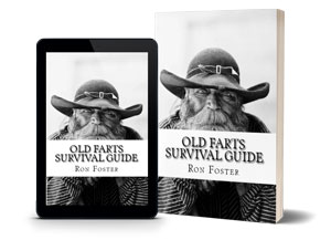 Old Farts Survival Guide - Prepper How To Book