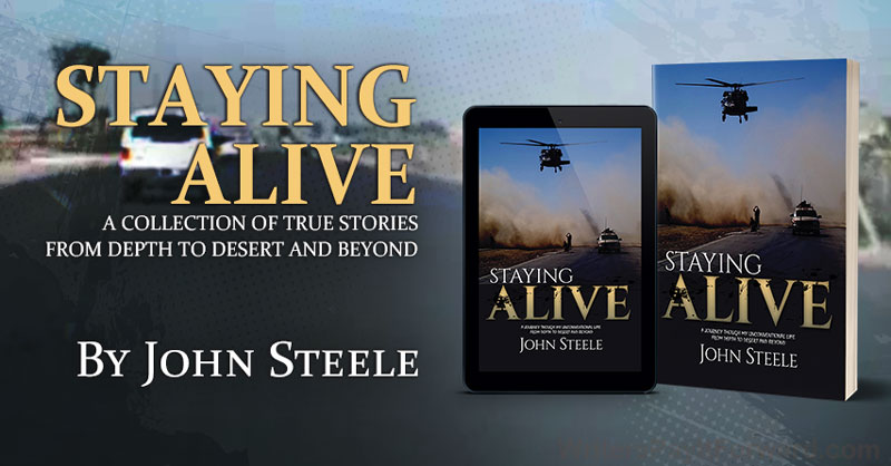 Staying Alive- National & International Security Collection Of True Stories