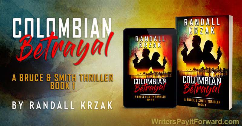 Colombian Betrayal - Twisted Connections
