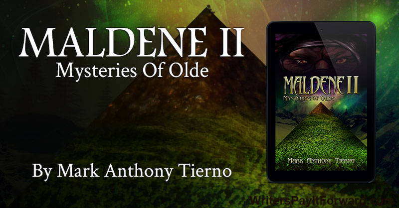 Maldene II: Mysteries Of Olde - Mysterious Ancient World Map
