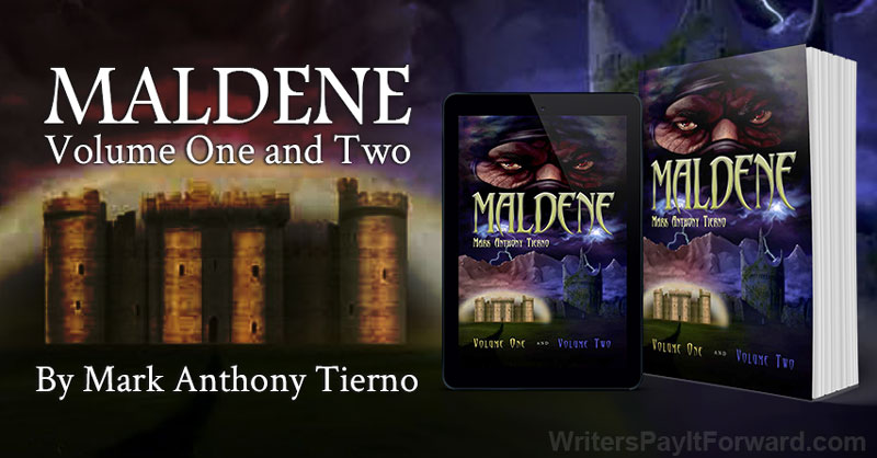 Maldene: Volume One and Two - Books About Wizards And Dragons