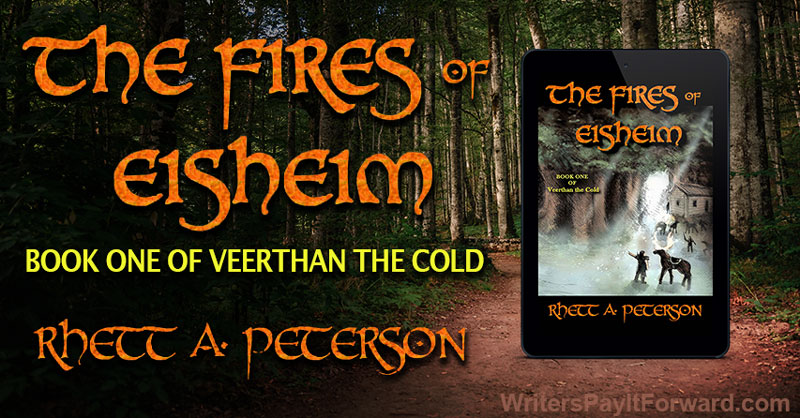 The Fires of Eisheim - The Elves Story
